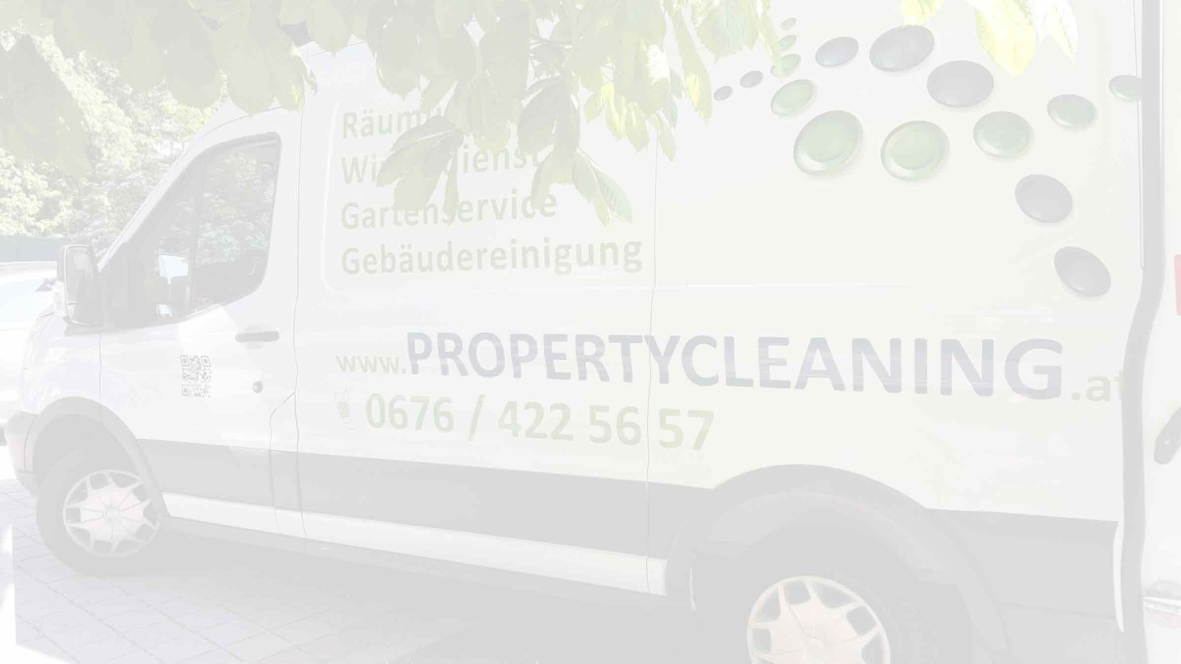PropertyCleaning Reinigung aus Baden
